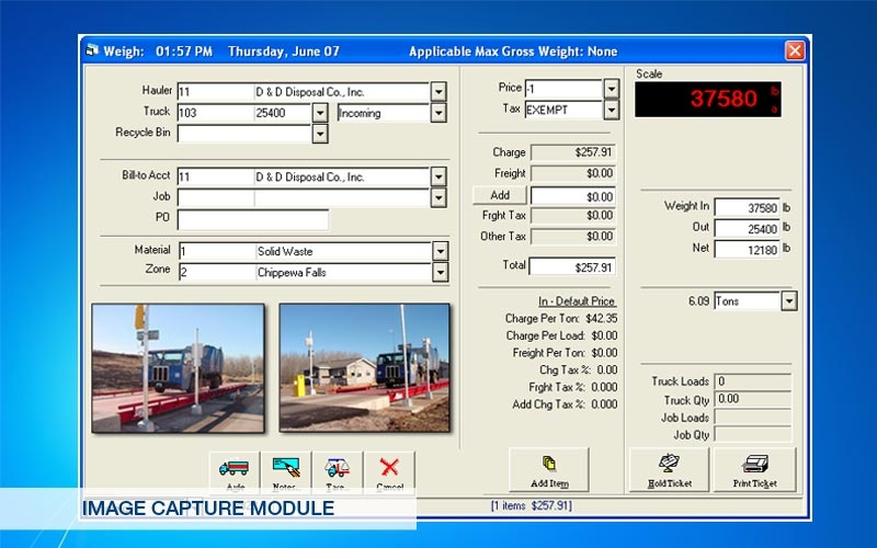 Image of Image Capture Module